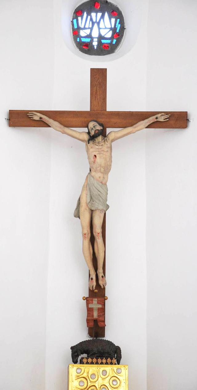 Altarkreuz © V.Gäbke