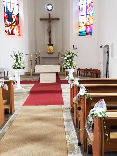 Hochzeit in St. Johannes - 1 © V. Gäbke (2018)